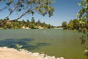 Vasona Park is located in Los Gatos, California and is owned by the Town of Los Gatos.